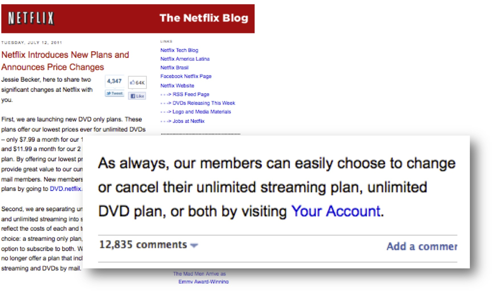 how to contact netflix to cancel