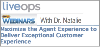 Liveops Webinar Agent and the Bottomline TMC