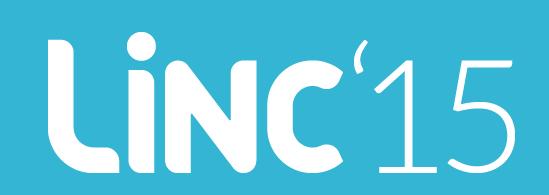 LINC 2015 natalie petouhoff