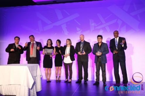 connected enterprise super nova awards