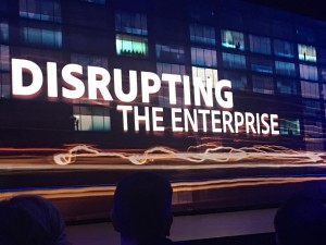 Disrupting the Enterprise Adobe Summit