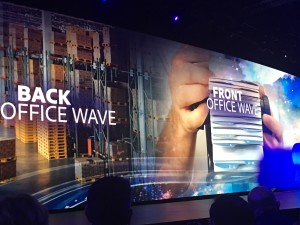 connecting the front and back office adobe summit
