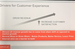 Drivers for Customer Experience and Revenue Mark V Hurd @drnatalie
