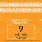 Constellation ShortList™ Customer Service and Contact Center Software